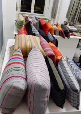 Myong-ae Kyong, Textil