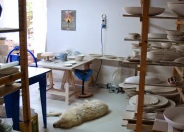 tierische Werkstattpause