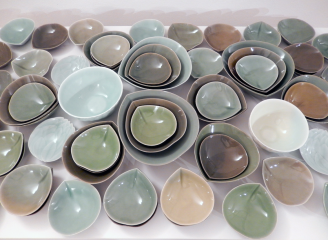 LEE Eun-bum, 1000 shedes of celadon