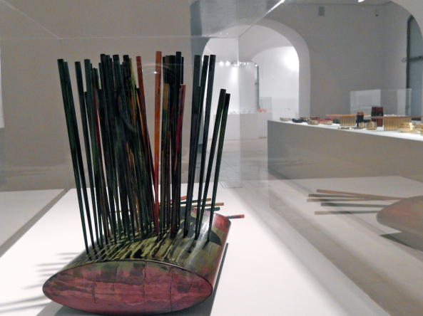 LEE Martha-Sung-won, Chopsticks mit Stand