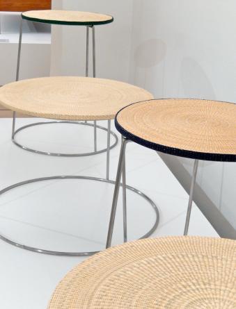 SEO Jeong-hwa, rush stools