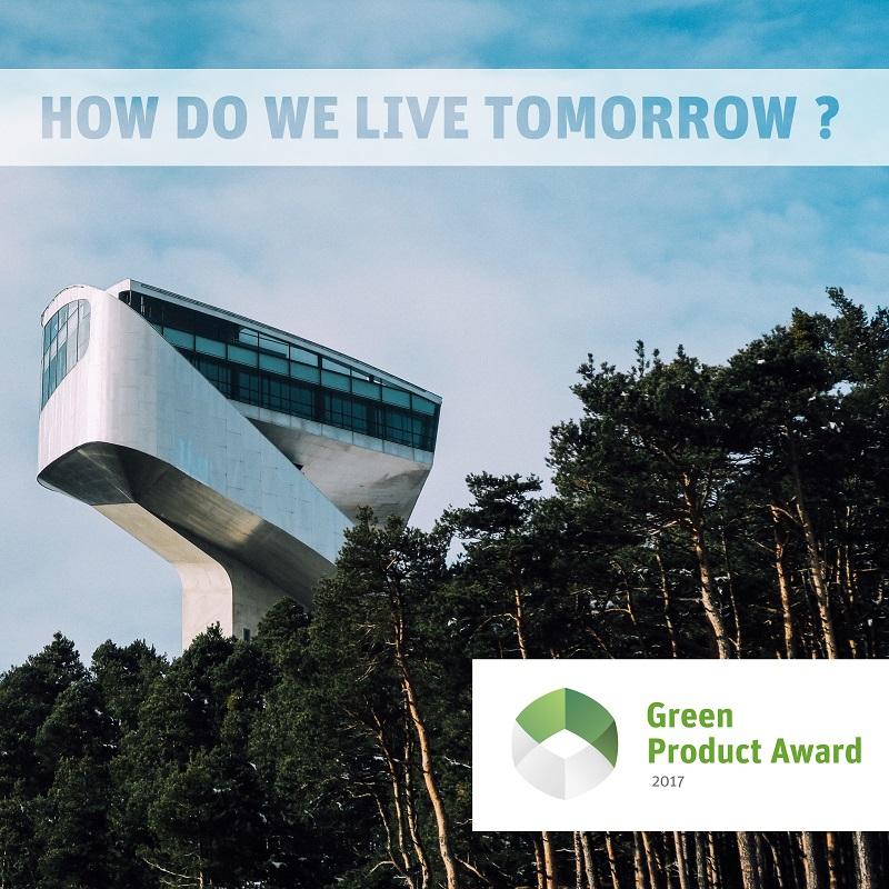 green product award 2017 bewerbung bis 31032017 - Ups Bewerbung