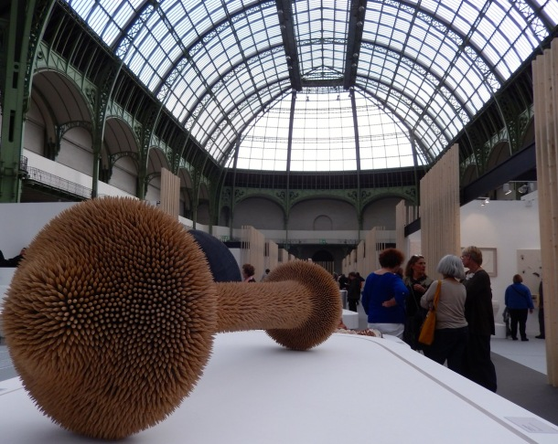 Impression Révelations Grand Palais, Paris 2017 | Foto: Schnuppe von Gwinner