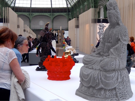 Banquet-Präsentation China (Honkong) - Révelations Grand Palais, Paris 2017 | Foto: Schnuppe von Gwinner