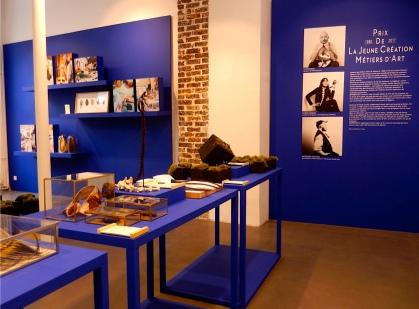 Empreintes: Prix de la Jeune Création Métiers d'Art 2017   Foto: Schnuppe von Gwinner