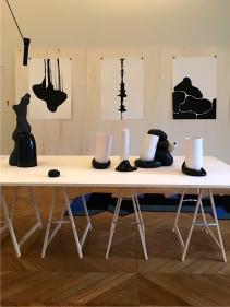 Bernard Chauveau Édition und die l'École Supérieure d'Art et de Design de Reims (ESAD) präsentieren gemeinsam unveröffentlichte Arbeiten von Absolventen und Studenten - D'Days Musée des arts decoratifs - Foto: Schnuppe von Gwinner