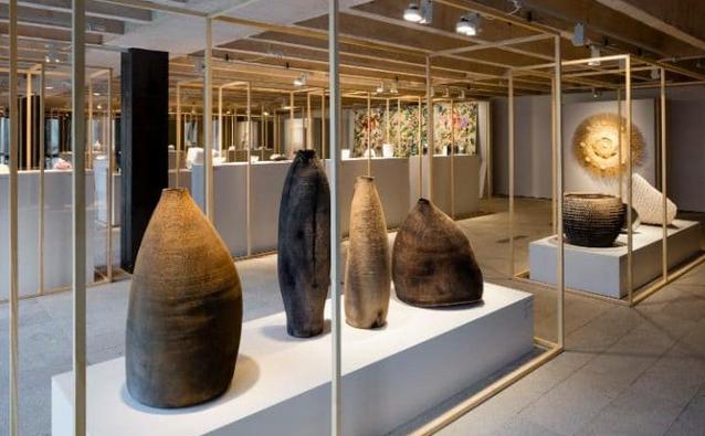 LOEWE Craft Prize Ausstellung Madrid - Foto: Loewe Foundation
