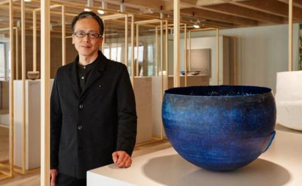 Yoshiaki Kojiro, Structural Blue - Foto: Loewe Foundation