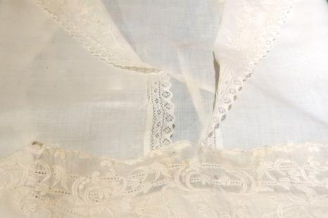 Schloss Wolfshagen Prignitz - Textilsammlung, Detail | Foto: Schnuppe von Gwinner