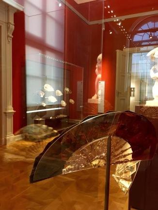 Blick in die Kabinettausstellung Schloss Friedenstein, Gotha