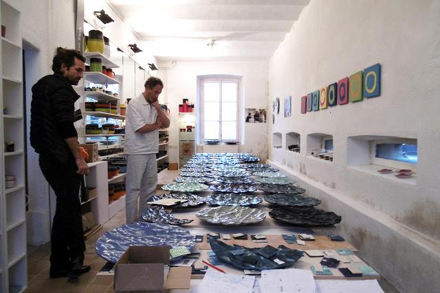 Mathieu Lehanneur | Peter Fink | 50 Seas Kooperation