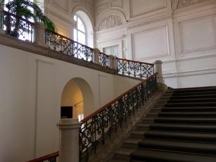 Treppenhaus in der Bayerischen Akademie der Schönen Künste | Foto: Schnuppe von Gwinner