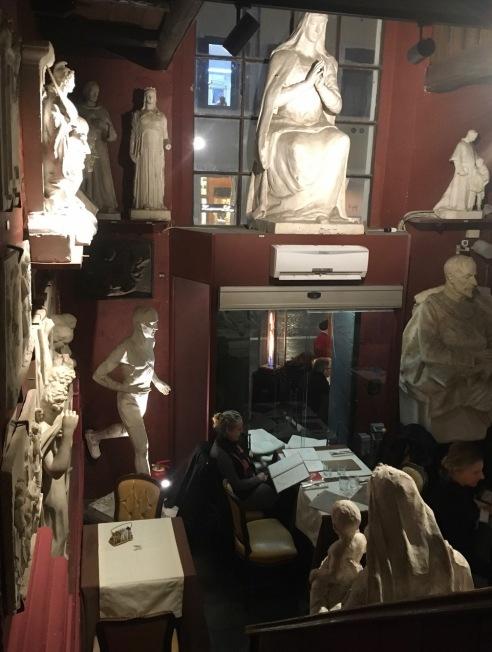 Ristorante Atelier Canova Tadolini | Foto: Schnuppe von Gwinner