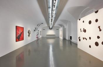 MAK-Ausstellungsansicht, 2018 ADRIANA CZERNIN. Fragment MAK GALERIE © MAK/Georg Mayer