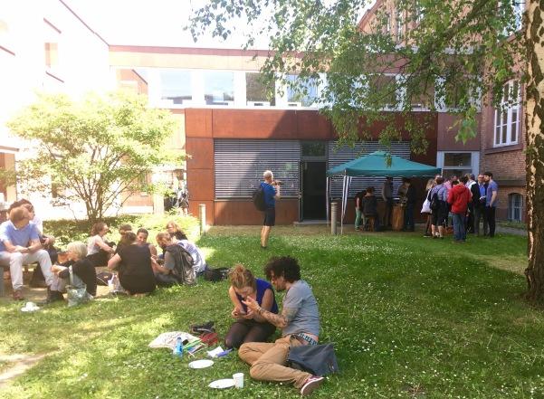 HammerClub-Treffen 2018, Zeichenakademie Hanau | Foto: Schnuppe von Gwinner