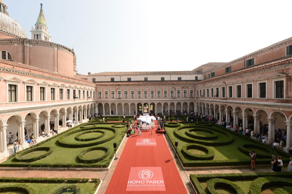 Fondatone Cirgio Cini - ehemaliger Kreuzgang San Giorgio | Foto: Michelangelo Foundation