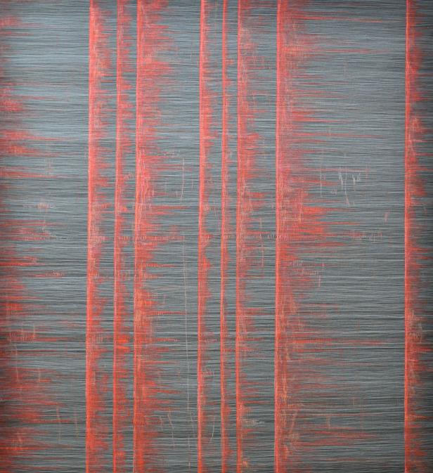 Linear von Urte Hanke (D) Preis für Innovation im großen Format | Foto: Künstlerin