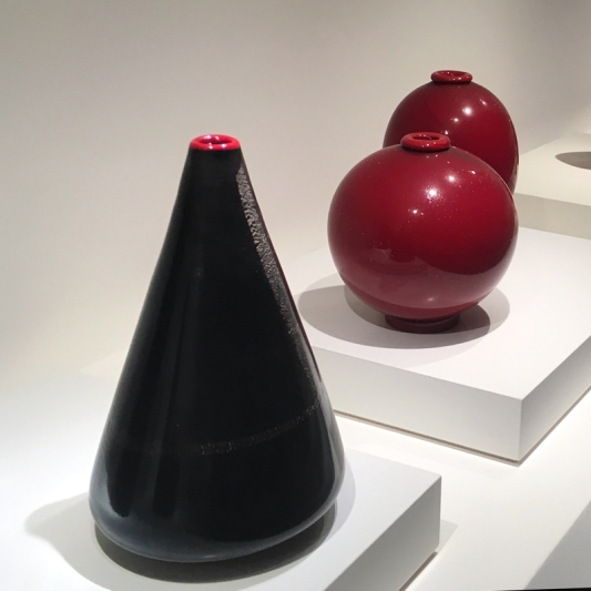 Eindrücke aus der Ausstellung M.V.M. Cappellin Glassworks and the Young Carlo Scarpa 1925-193, STANZE DEL VETRO, Venedig | Fotos: Schnuppe von Gwinner