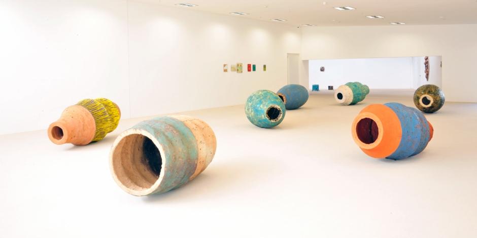 Ausstellung Keramikmuseum Westerwald Norbert Prangenberg w- copyright Estate Norbert Prangenberg