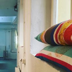 Einblick 2018 Bettina Zwirner Textildruck | Foto: Schnuppe von Gwinner