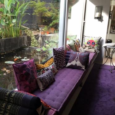 Wohnung Isabelle de Bochgrave   Foto: Schnuppe von Gwinner