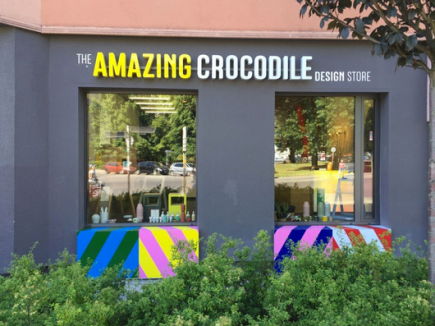TE Amazing Crocodile, Berlin