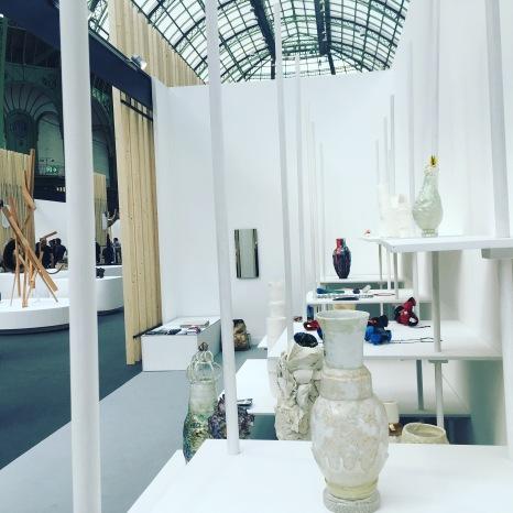 GRASSI FOR FRIENDS Stand auf dem Salon Révélations 2019, Grand Palais Paris | Foto: Schnuppe von Gwinner