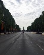Champs Elysée mit Blick auf la Concorde | Foto: Schnuppe von Gwinner