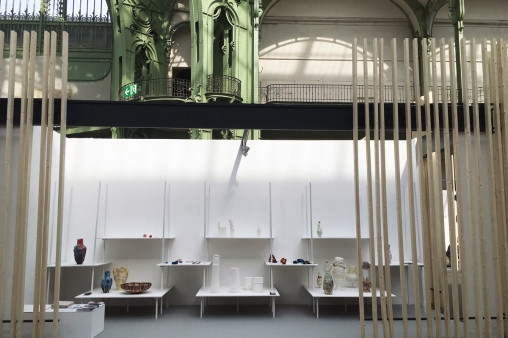GRASSI FOR FRIENDS Stand auf dem Salon Révélations 2019, Grand Palais Paris | Foto: Schnuppe von Gwinner