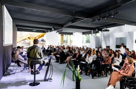 Révelations 2019 Konferenz | Foto: Julien Cresp