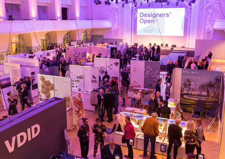 Designer's open Leipzig: Anmeldeschluss 30.06.2019