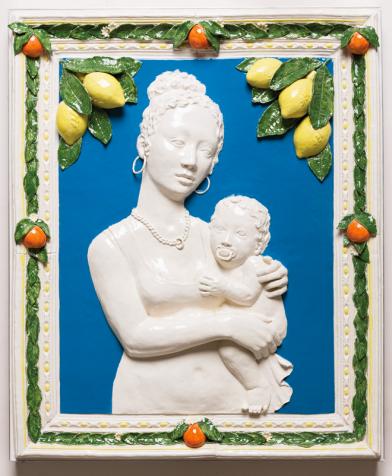Claire Partington Mother & Child