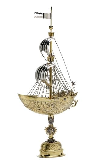 Me_esaias-zur-linden-hofisches-trinkgefass-in-form-eines-schiffes-nurnberg-um-1609-1629-ca-56-x-26-x-9-cm-kunstkammer-georg-laue-munchen-olbricht-collection