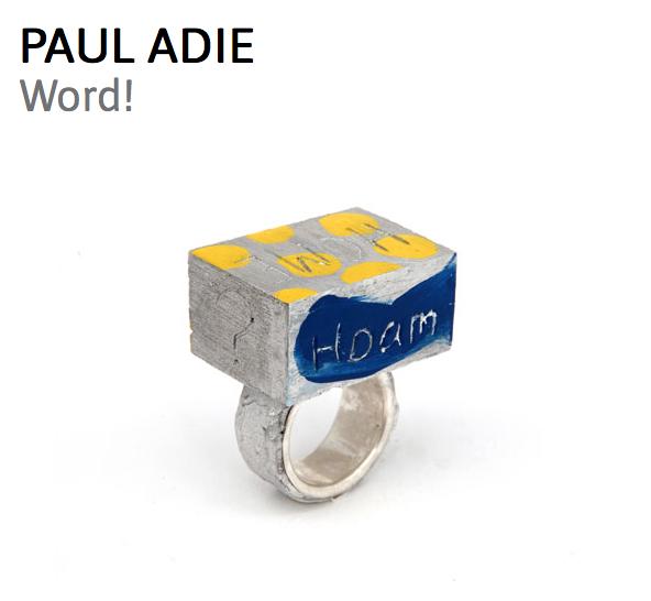 Paul Adie: Amsterdam vom 18.01.2020 bis   14.03.2020