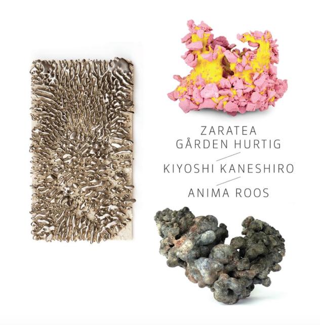 Anima Roos – Kiyoshi Kaneshiro – Zaratea Gården Hurtig: Brüssel (B) vom 08.02. bis 21.03.2020