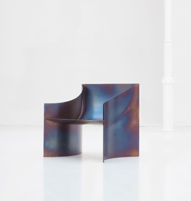 Object with Narratives_One Curve Chair_2019_Copyright Photo Os…ulst, HUSK (Paris)