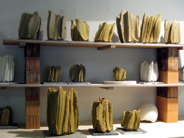 Werkstatt - skulpturale Vasen