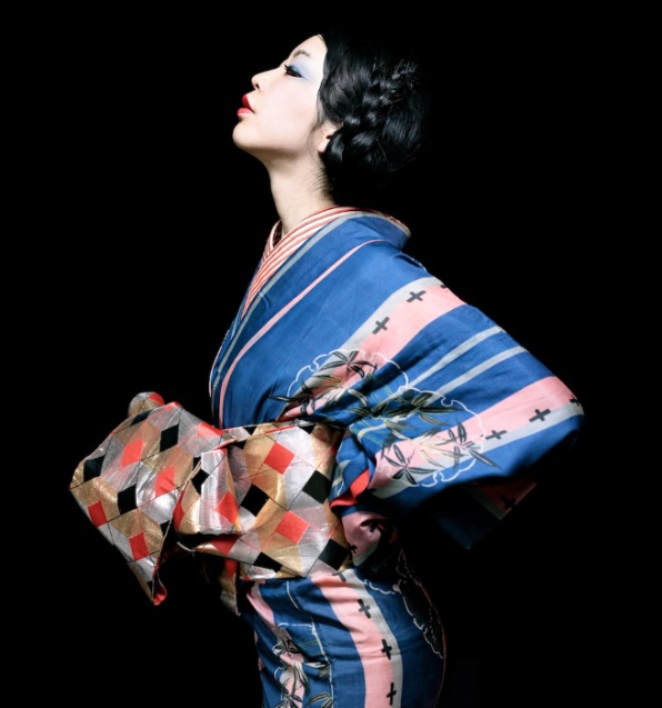Kimono – Kyoto to Catwalk: London bis 25.10.2020