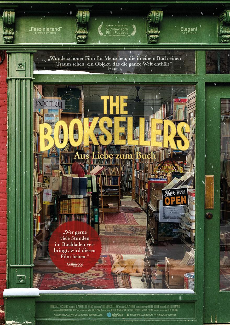 THE BOOKSELLERS – Aus Liebe zum Buch: bundesweit ab 29.10.2020