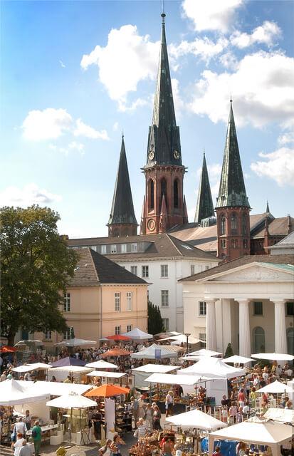 38. Internationaler Keramikmarkt Oldenburg  2021: Bewerbungsschluss bis 23.01.2021 verlängert