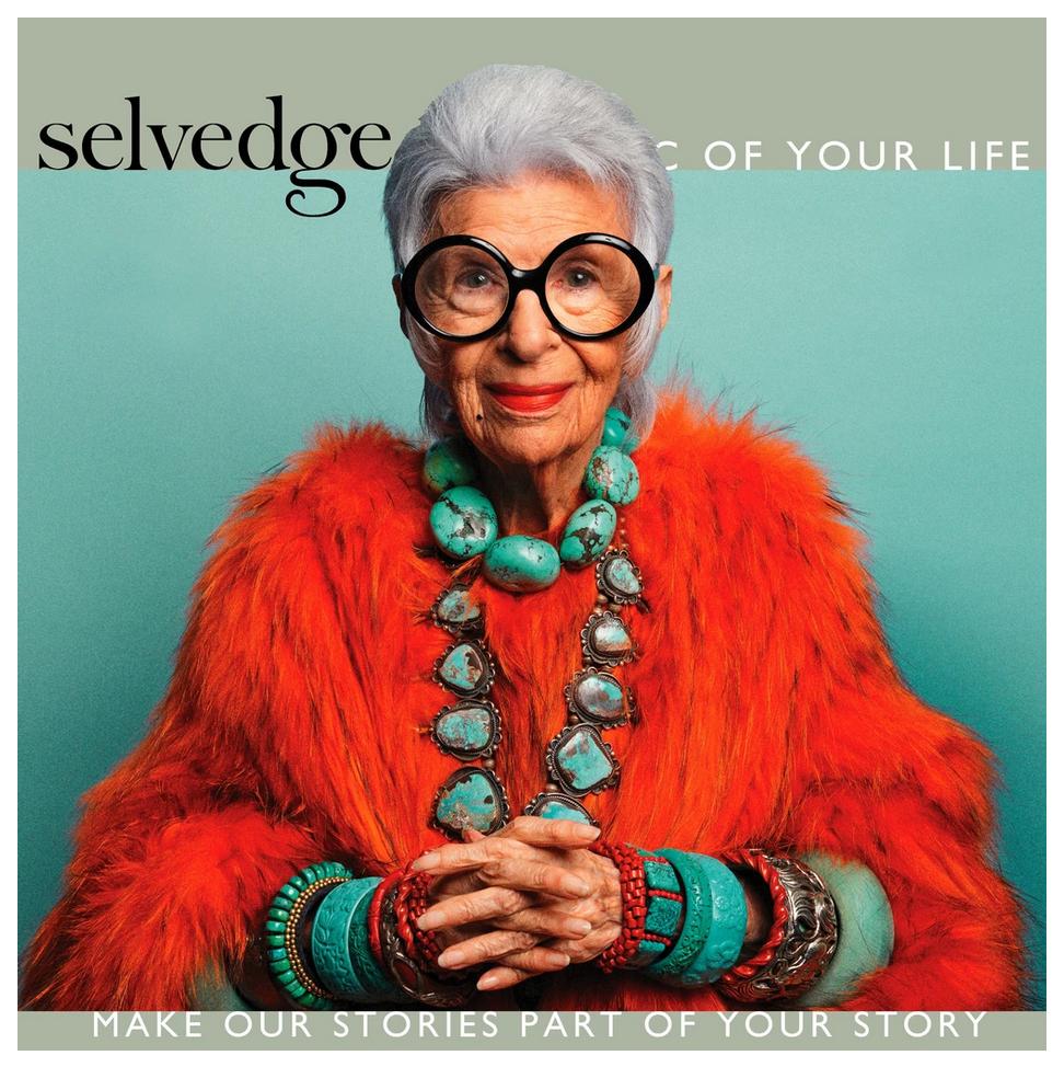 Selvedge-Magazin: zur 100sten Ausgabe