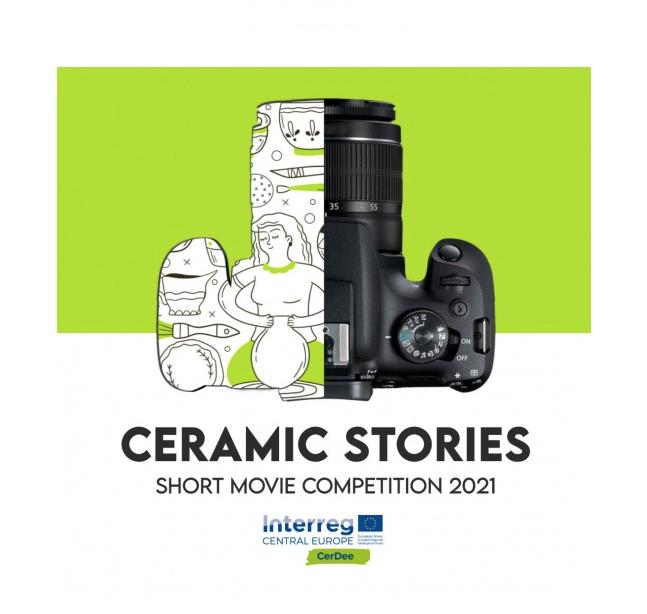 Ceramic Stories – Kurzfilmwettbewerb: 03.05. bis 15.10.2021