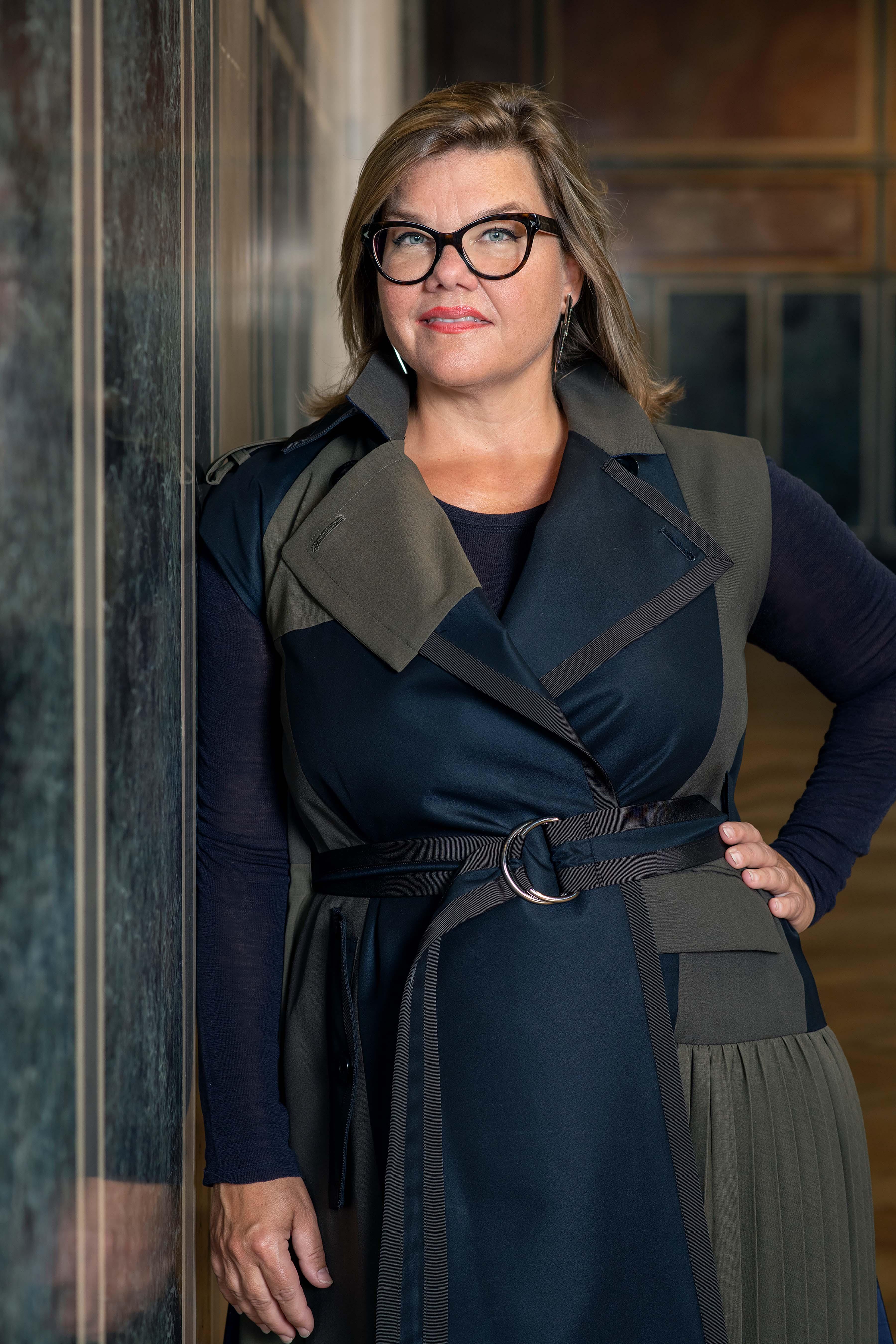 Lilli Hollein ist neue Generaldirektorin und wissenschaftliche Geschäftsführerin im MAK Wien